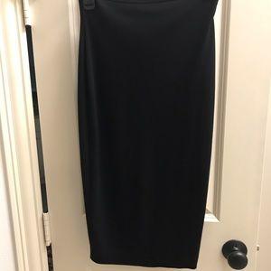Bailey 44 Pencil Skirt Black - Small